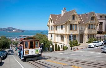 Cable Car, San Francisco