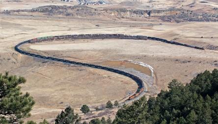 Union Pacific, Colorado