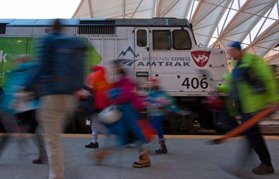 Winter Park Express, Colorado