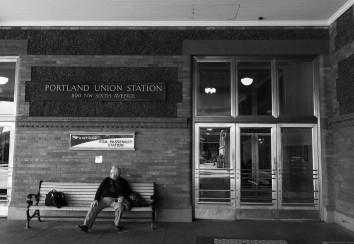 Amtrak, Portland, Oregon