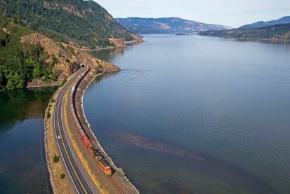 BNSF Railway, Washington