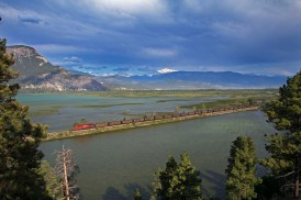 Canadian Pacific, British Columbia