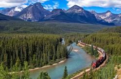 Canadian Pacific, Alberta