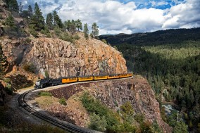 Rio Grande Narrow Gauge, Colorado