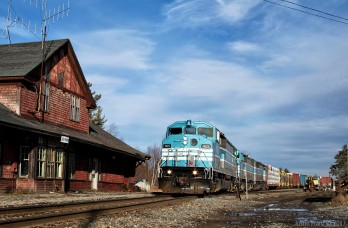 Central Maine & Quebec, Maine