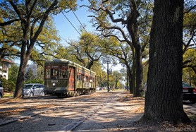 St. Charles Streetcar, New Orleans